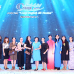 Cup Nghệ Sĩ Nail Vinh Hạnh Được Lãnh Đạo Thành Phố Đến Dự