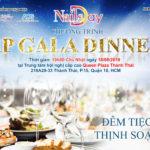Đêm tiệc VIP Gala Dinner tại sự kiện Việt Nam Nails Day 2019